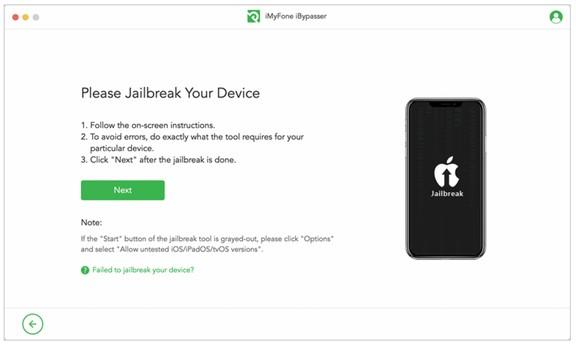 ibypasser-start-jailbreakig