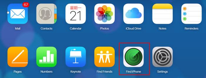 find-iphone-icloud