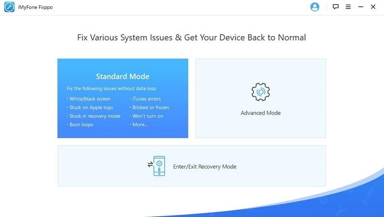 fixppo standard mode