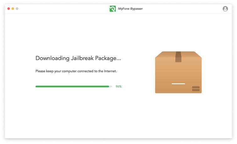Downloading jailbreak package