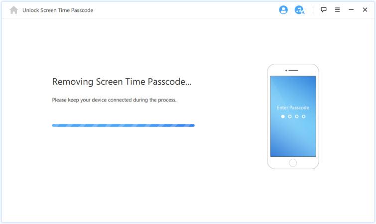 remove parental control passcode